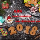 Wünscht Ihnen ein Neues Jahr 2018
