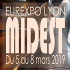 MIDEST from 5th to 8th of March 2019