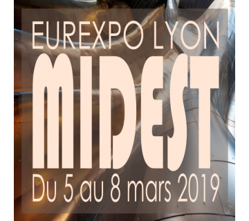 Salon MIDEST du 5 au 8 mars 2019